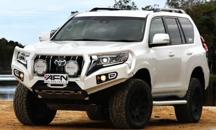 Bullbar Toyota Land Cruiser 150 2018-2020, AFN