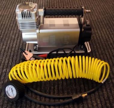 Kompressor 160l/min Exempelbild