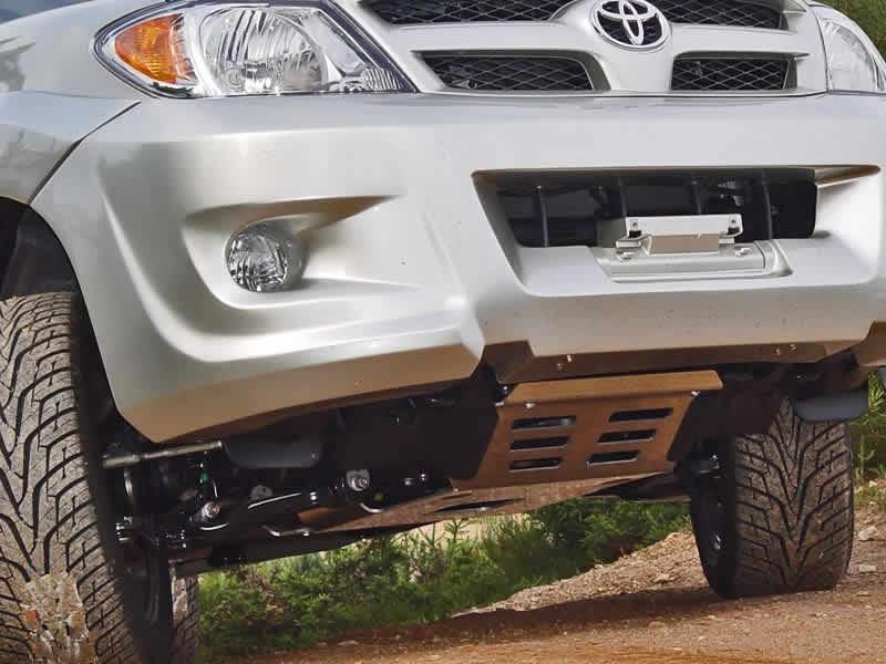 AFN Hasplåt 5546 Toyota Hilux