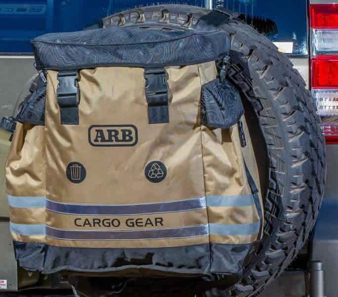 Väska för Reservhjulet från ARB