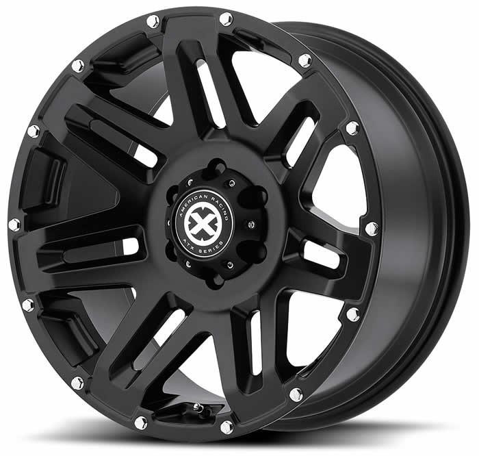 Exempelbild ATX 200 Yukon Black