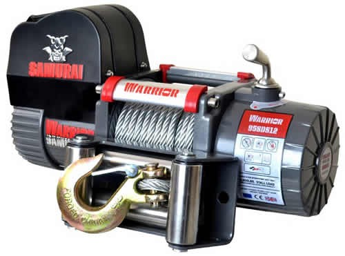 12v vinsch Warrior Samurai 9500 SD