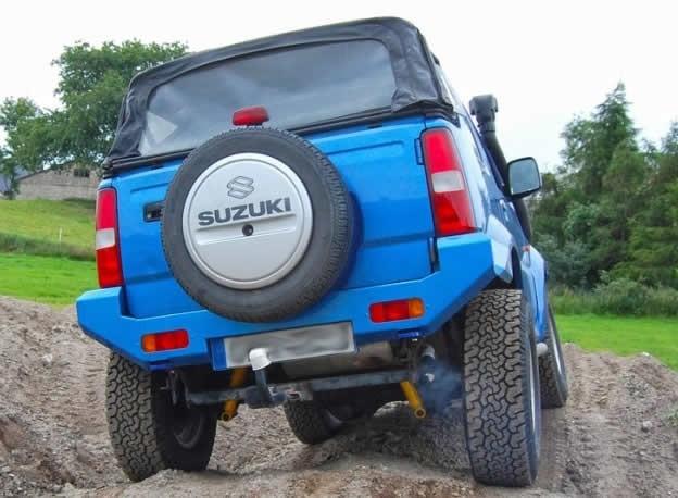 Bakkofångare Suzuki Jimny
