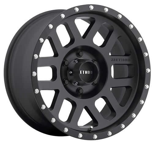 Method Wheels 306