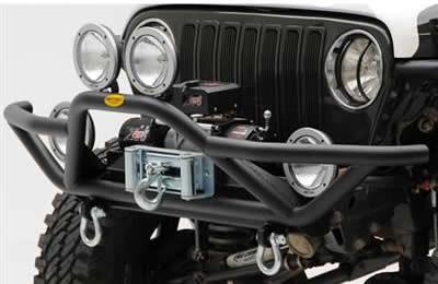 Bumper Tubular till Jeep Wrangler
