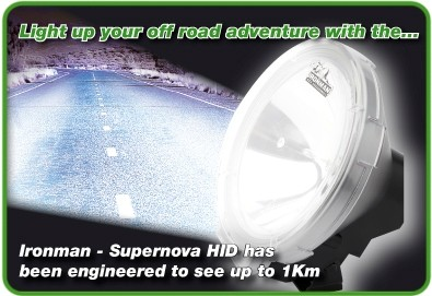 Ironman Supernova HID