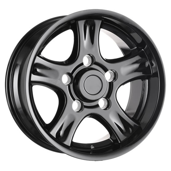 Land Rover Aluminiumfälg VBS Nemesis Black