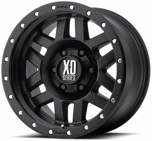 XD Series 128 Black