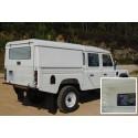 Flakkåpa, Land Rover Defender 130, AFN