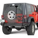 Bakstötfångare / Bumper Jeep Wrangler JK, AEV