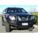 Bullbar Nissan Navara D40 / Pathfinder R51, Ironman
