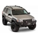 Skärmbreddare Jeep Grand Cherokee WJ, Bushwacker