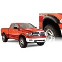Skärmbreddare, Dodge Ram 1500 09-18, Bushwacker