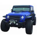 Vinschkofångare / Bullbar, Jeep Wrangler JK, Go Industries