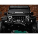 Grill, Jeep Wrangler JK, Rock's Monster