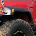 """Skärmbreddare 6"""" Jeep Wrangler YJ & TJ, Smittybilt"""