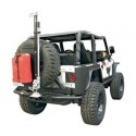 Bagageräcke I-Rack, Jeep, Smittybilt