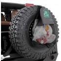 Påse / väska för reservhjul, Smittybilt