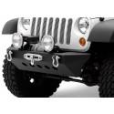 Classic Rock Crawler Bumper Jeep Wrangler JK, Smittybilt