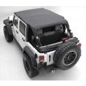 Soft Top Brief, Jeep Wrangler JK, Smittybilt