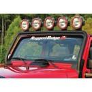 Rugged Ridge Extraljusbåge, Jeep Wrangler JK exempelbild