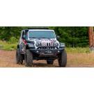 Bullbar Jeep Wrangler JL, ARB Bondi Deluxe