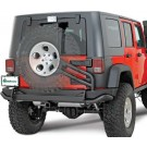 Rear bumper Wrangler JK