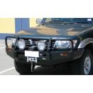 Nissan Patrol Y61 Serie 1, 2 eller 3 -05, Commercial utan dimljus