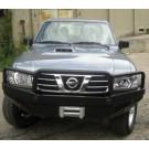 Bullbar Nissan Patrol Y61