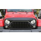 Grill Angry Eyes, Jeep Wrangler JK