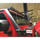 Fäste för LED ramp Jeep JL JT exempelbild
