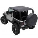 Extended soft top YJ exempelbild