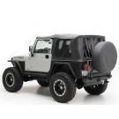 Soft Top Jeep Wrangler TJ, Smittybilt Exempelbild