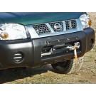 Vinchfäste Nissan Navara D22
