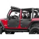 Dörrar Jeep Wrangler JK