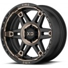 XD Series 840 Spy II Black / Brown exempelbild